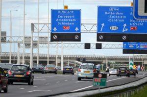Snelweg A29, Barendrecht