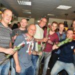Kampioenen ZPB Barendrecht gehuldigd