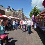 Kraampjes Dorpsstraat, ZomerFeest Barendrecht 2015