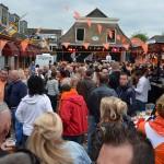 Avond: Doormanplein en kermis, Koningsdag Barendrecht 2014