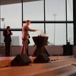 Officiële opening nieuwe schoolgebouw Calvijn Groene Hart in Barendrecht