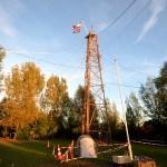 JOTA-toren van scouting Barendrecht legt contact met Mexico