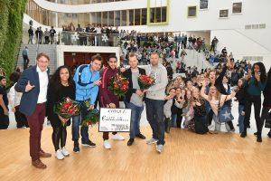 Leerlingen en docenten Focus Beroepsacademie halen €3.800 op voor Serious Request