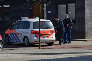 Arrestaties direct na woninginbraak aan de Leeuwenburg in Barendrecht (Carnisselande)