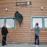 Nieuwe clubgebouw Schietvereniging de Vrijheid officieel geopend (Barendrecht)