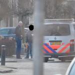 Nepcollectant gestopt door inzet politie aan de Klarinetweg in Barendrecht