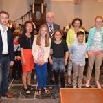 Muziek en gedichten tijdens bevrijdingsconcert in de Dorpskerk (Barendrecht)