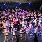 Extra grote Grote Gymshow door Gymnastiekvereniging Barendrecht