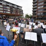 Tuinstoelenconcert op het Havenhoofd, volgende concert bij Het Trefpunt
