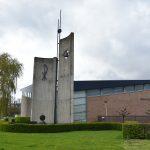 Archieffoto Immanuelkerk, Klarinetweg, Barendrecht