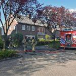 Keukenbrand in woning aan de Nassaustraat: Kat uit woning gered