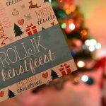 Greetz: Barendrechters ontvangen gemiddeld 12 kerstkaarten