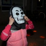 Veel Halloweenvieringen in Barendrecht