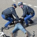 Fietsteam Politie Rotterdam-Rijnmond, Veiligheidsdag Barendrecht 2013