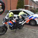 Jongen met illegaal vuurwerk vlucht voor motoragent, valt van zijn fiets op Hazelaarwede