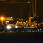 Kettingsbotsing met 7 auto's op de A29 veroorzaakt flinke verkeershinder (Barendrecht)