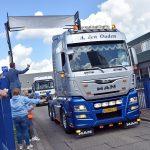Truckrun Barendrecht 2016: Een feestje voor jong en oud