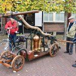 Tentoonstelling over de brandweer bij Historische Vereniging Barendrecht