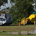 Vrachtwagen neemt niet bestaande sluiproute Dierensteinweg in Barendrecht