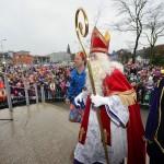 Sinterklaasintocht Barendrecht 2014 (Centrum, Gemeentehuisplein)