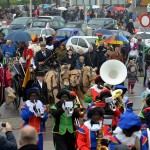 Sinterklaas en Zwarte Pieten aangekomen in Barendrecht!
