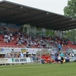 Tribune BVV Barendrecht, Sportpark de Bongerd