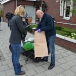 Drie mannen overvallen woning aan de Kraaijenveldleede in Barendrecht