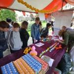 Voorbereidingen en kinderactiviteiten Duckrace 2013 in Barendrecht