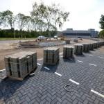 Nog 65 extra parkeerplaatsen langs de Dierensteinweg in Barendrecht