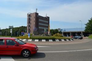 Efteling rotonde, 1e Barendrechtseweg, Barendrecht