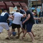 Poule wedstrijden (13:00 - 15:30), Beach Soccer Barendrecht 2014