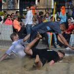 Finale, Beach Soccer Barendrecht 2014