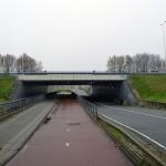 Onderdoorgang A29, Barendrecht (Breslau)