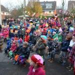 Sinterklaas bezoekt basisschool Het Kompas in Barendrecht