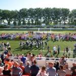 Stralende start voor G-Voetbaltoernooi Barendrecht