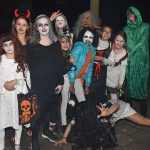 Foto's: Halloween in Barendrecht 2016