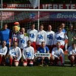 Teamfoto's G-voetbaltoernooi Barendrecht 2015
