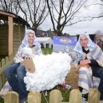 Leerlingen Calvijn Groene Hart vertellen kerstverhaal tijdens Winterfeest Barendrecht 2014