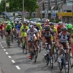 World Ports Classic wielerronde dwars door Barendrecht