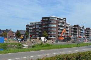 Wegwerkzaamheden 3e Barendrechtseweg (thv rotonde Kilweg)