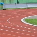 Hardloopbaan van Atletiekvereniging CAV Energie Barendrecht