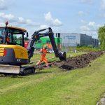 Openstelling onderdoorgang A29: Werkzaamheden van start aan Henry Dunantlaan