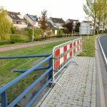 Hekwerk langs Sweelincklaan kapot gereden: €4.249 euro schade