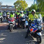 215 deelnemers van start voor Hemelvaart Motorrit
