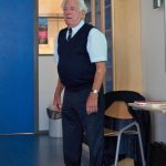 Holocaust-overlevende bezoekt het Dalton Barendrecht