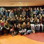 90 leerlingen van Dalton College sluiten kerstengelen project Present af