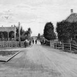 Terug in de tijd met de Historische Vereniging Barendrecht (Foto: Archief HVB, De Puinweg, Barendrecht)