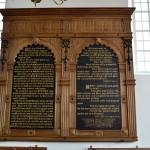 Restauratie van historisch houtwerk Dorpskerk Barendrecht
