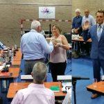 Mirjam Koopman (EVB) verlaat gemeente raad, Marcel Hazebroek opvolger