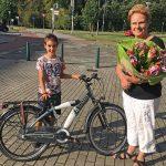 Gestolen fiets van Nikola terug dankzij oplettende BarendrechtNU lezeres!